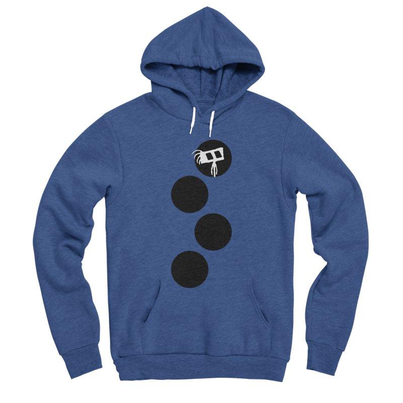 Sprites Dots Women's Sponge Fleece Pullover Hoody by The Little Fears