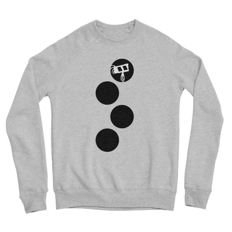 Sprites Dots Women's Sponge Fleece Sweatshirt by The Little Fears