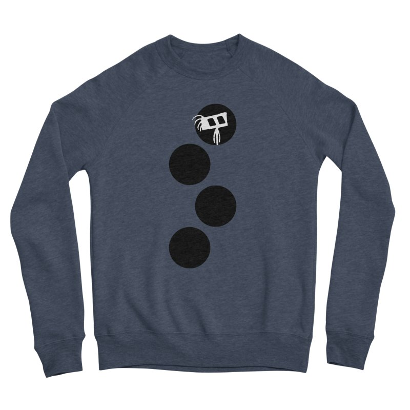 Sprites Dots Women's Sponge Fleece Sweatshirt by The Little Fears