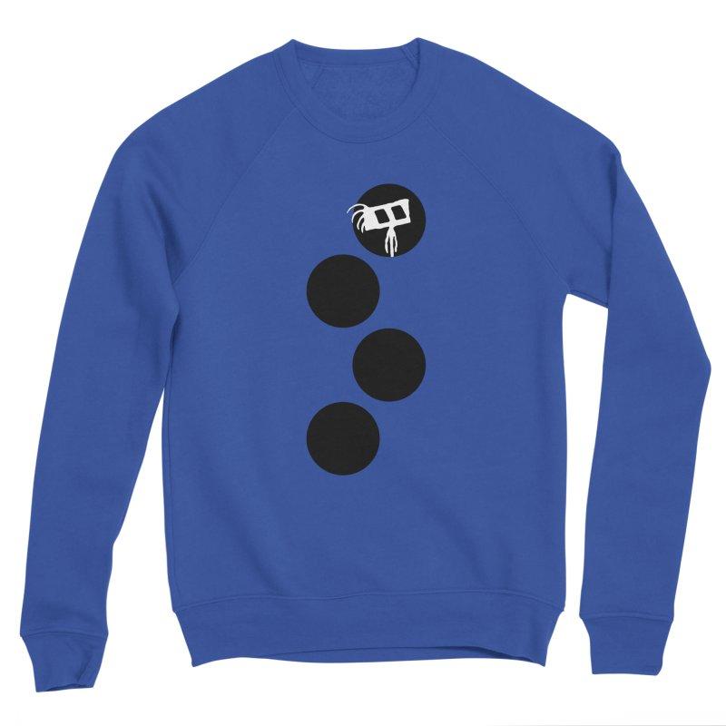 Sprites Dots Men's Sweatshirt by The Little Fears
