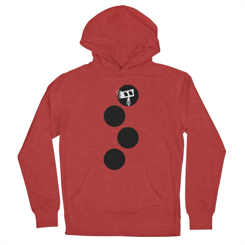 Sprites Dots Women's French Terry Pullover Hoody by The Little Fears