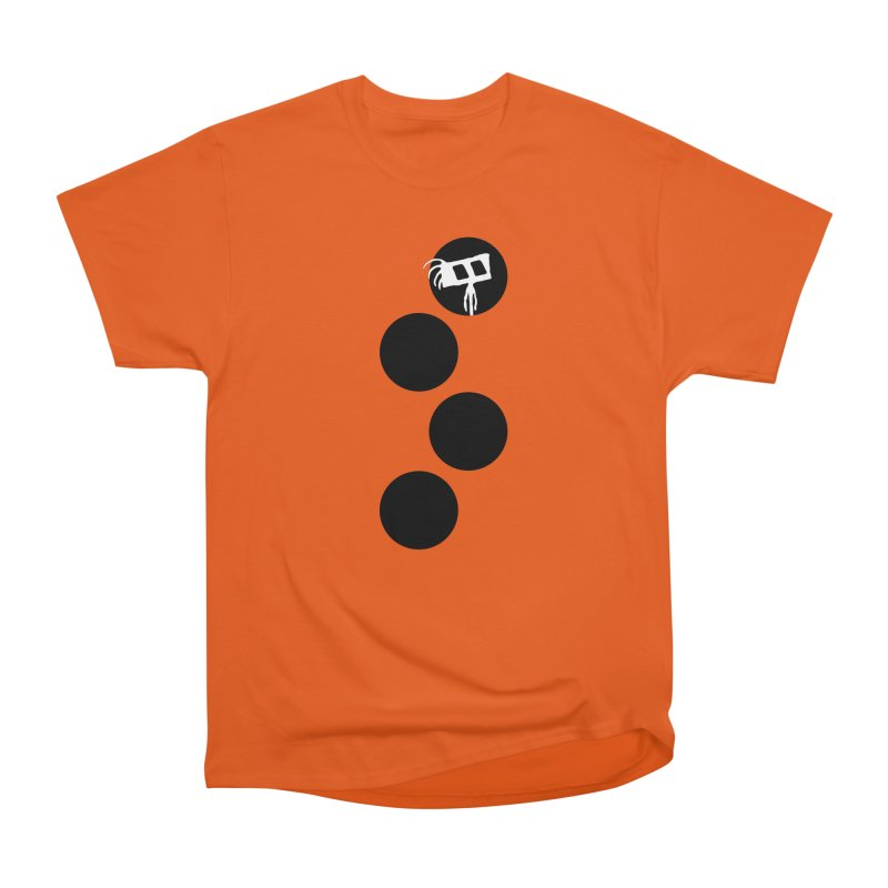 Sprites Dots Men's T-Shirt by The Little Fears