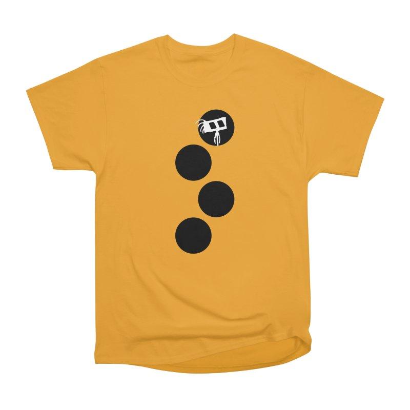 Sprites Dots Men's Heavyweight T-Shirt by The Little Fears