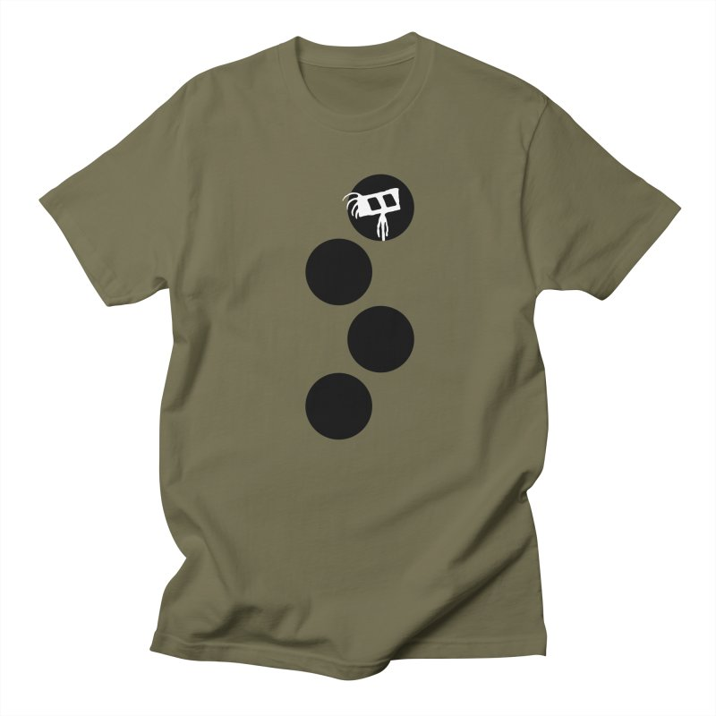 Sprites Dots Women's Regular Unisex T-Shirt by The Little Fears