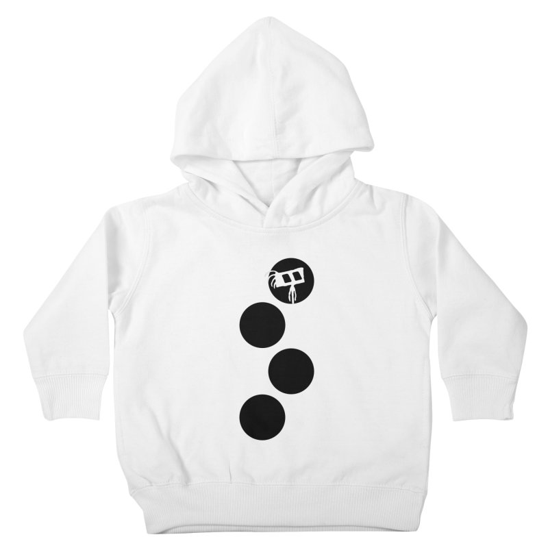 Sprites Dots Kids Toddler Pullover Hoody by The Little Fears