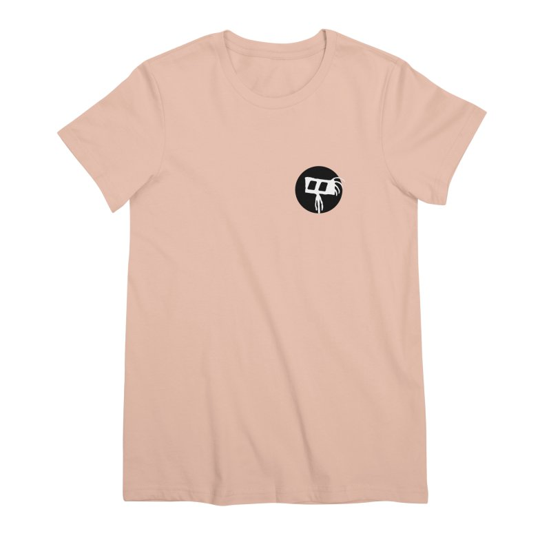 Spritely Dot Women's Premium T-Shirt by The Little Fears