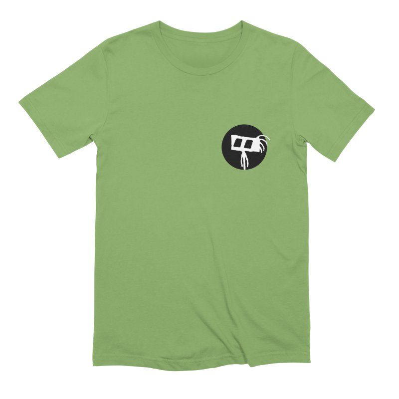 Spritely Dot Men's Extra Soft T-Shirt by The Little Fears