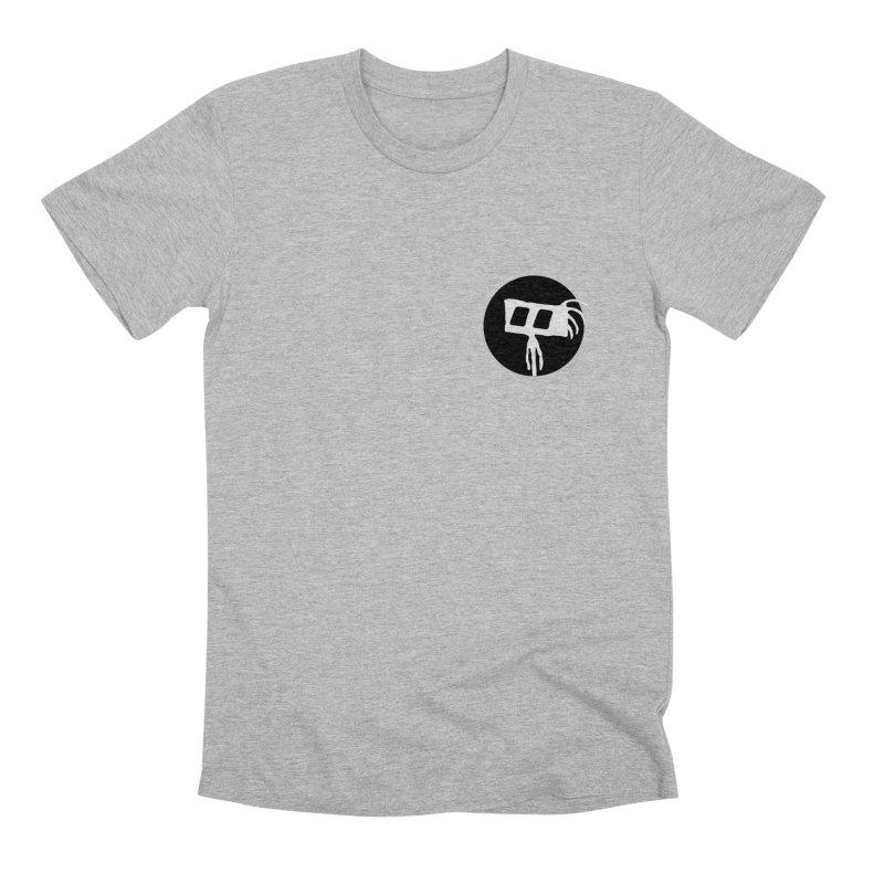 Spritely Dot Men's Premium T-Shirt by The Little Fears