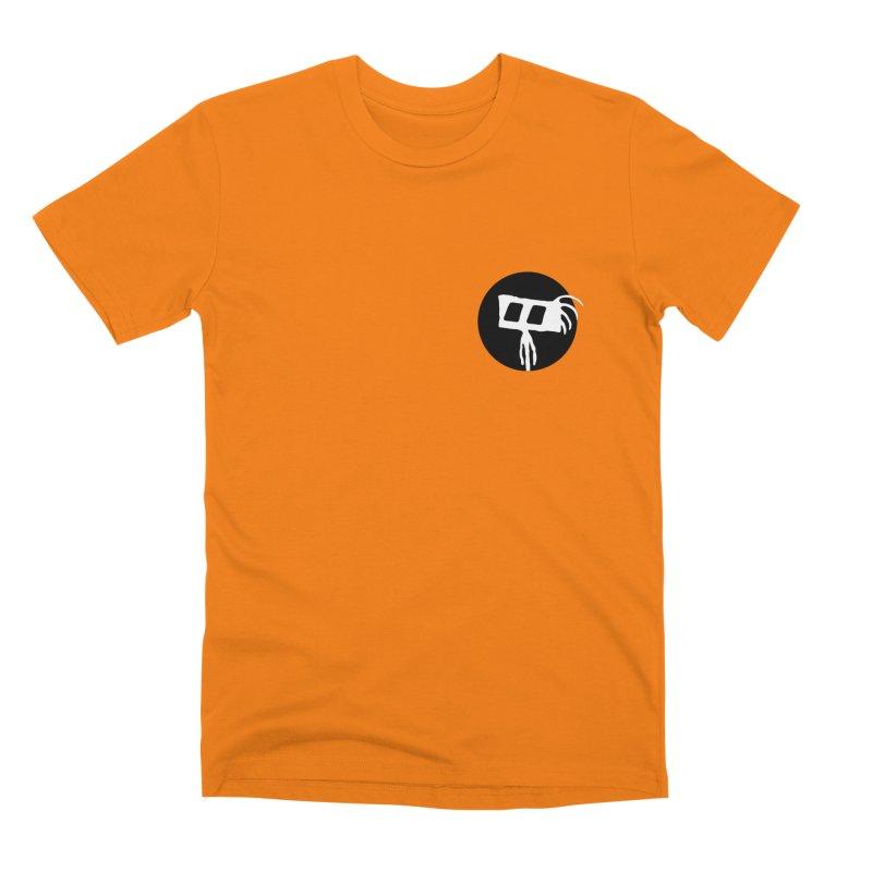 Spritely Dot Men's T-Shirt by The Little Fears