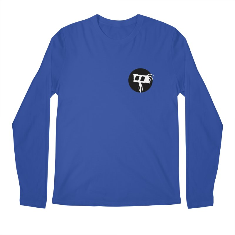 Spritely Dot Men's Regular Longsleeve T-Shirt by The Little Fears