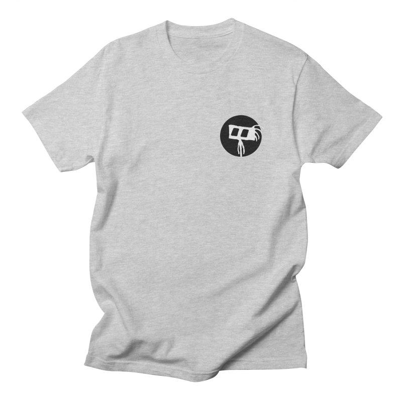 Spritely Dot Men's Regular T-Shirt by The Little Fears
