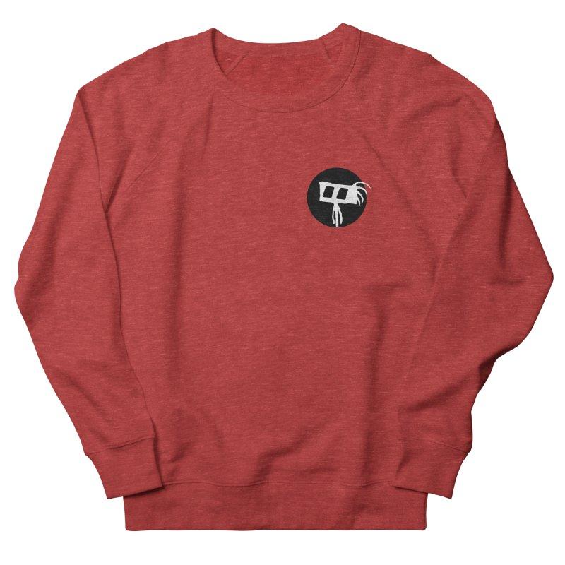 Spritely Dot Women's French Terry Sweatshirt by The Little Fears