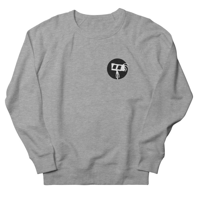 Spritely Dot Men's French Terry Sweatshirt by The Little Fears