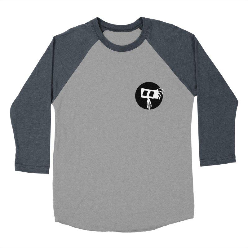 Spritely Dot Women's Baseball Triblend Longsleeve T-Shirt by The Little Fears