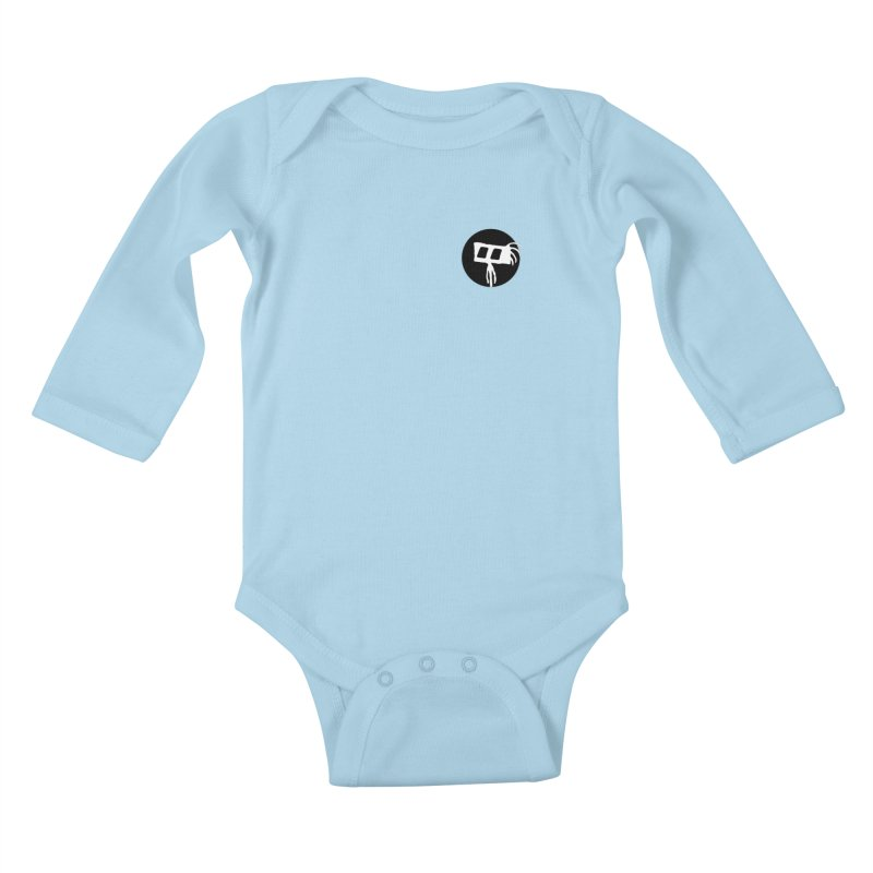 Spritely Dot Kids Baby Longsleeve Bodysuit by The Little Fears