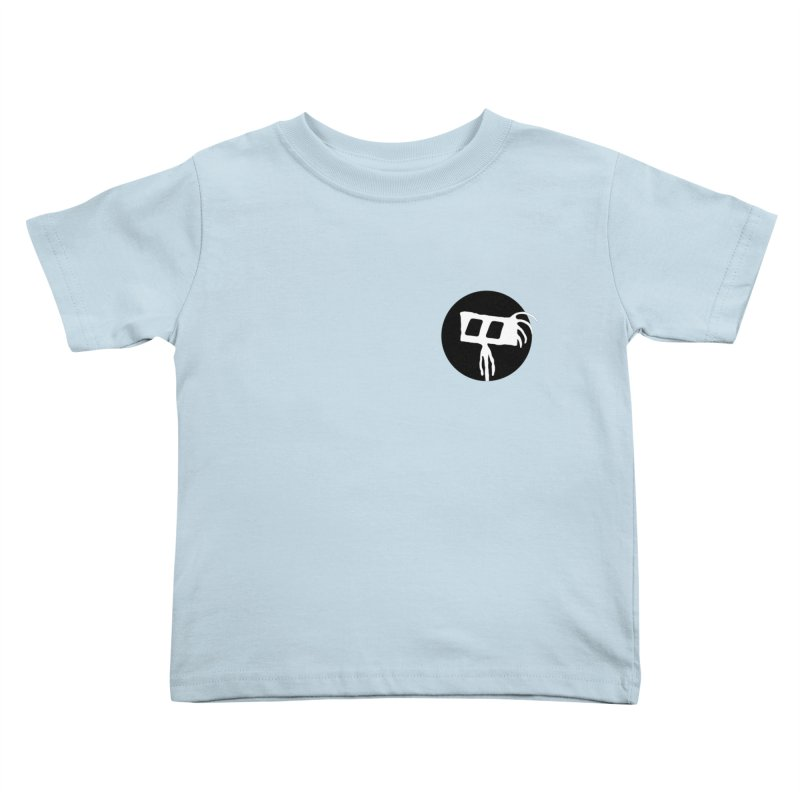 Spritely Dot Kids Toddler T-Shirt by The Little Fears