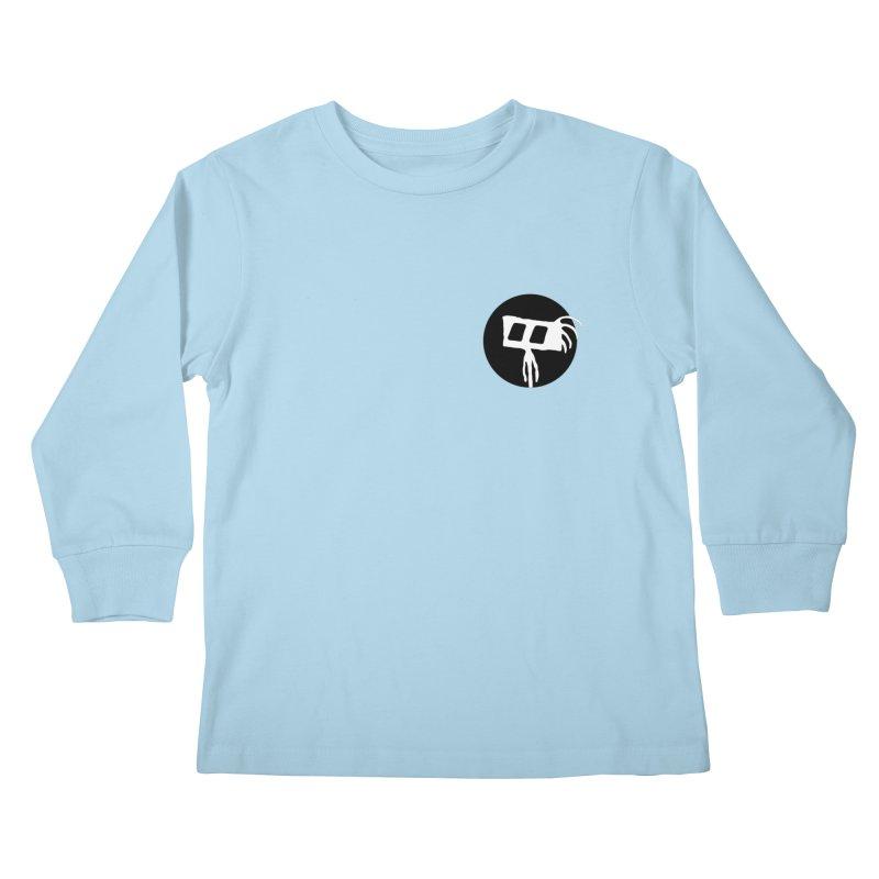 Spritely Dot Kids Longsleeve T-Shirt by The Little Fears
