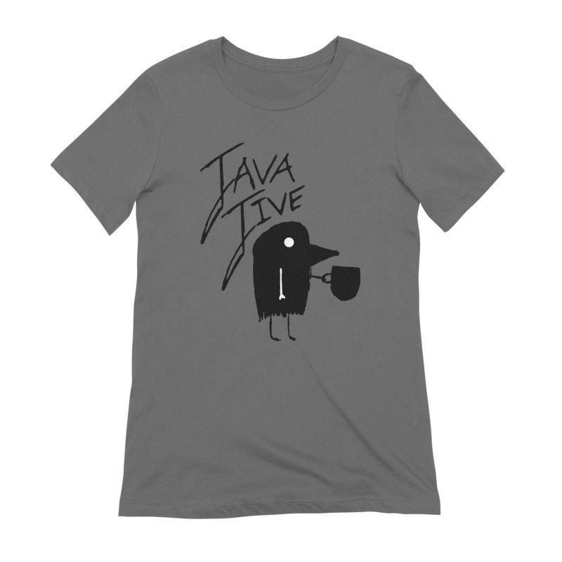 Java Jive Women's T-Shirt by The Little Fears