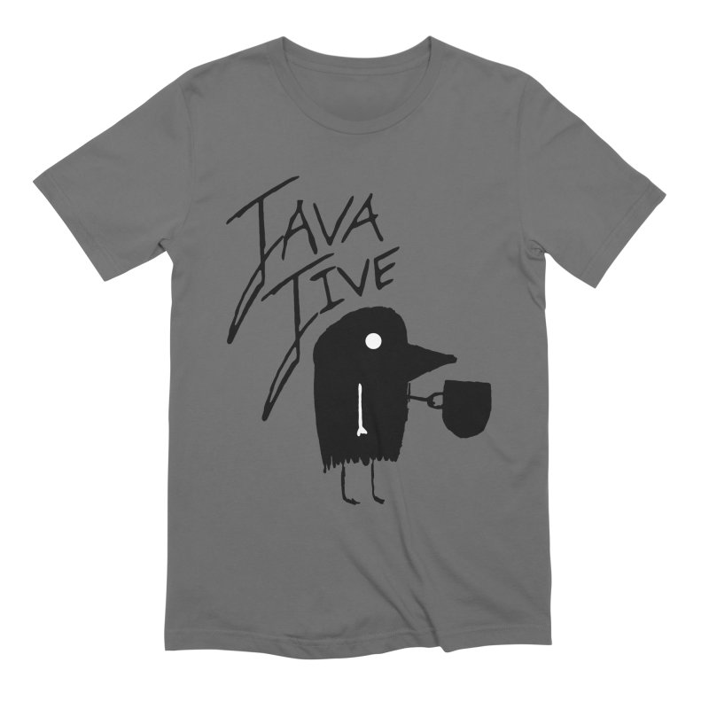 Java Jive Men's T-Shirt by The Little Fears