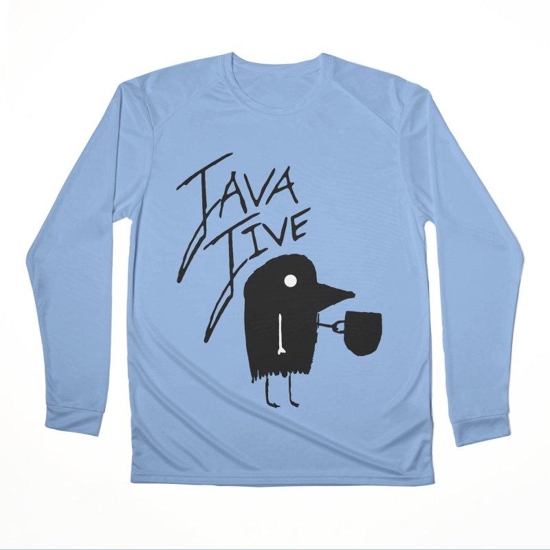 Java Jive Women's Longsleeve T-Shirt by The Little Fears