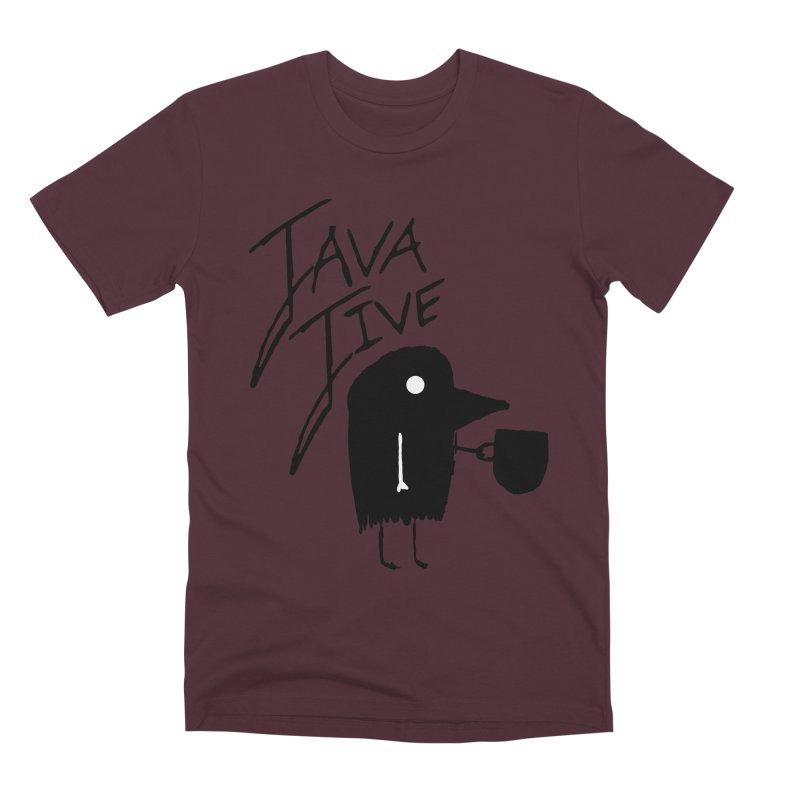 Java Jive Men's Premium T-Shirt by The Little Fears