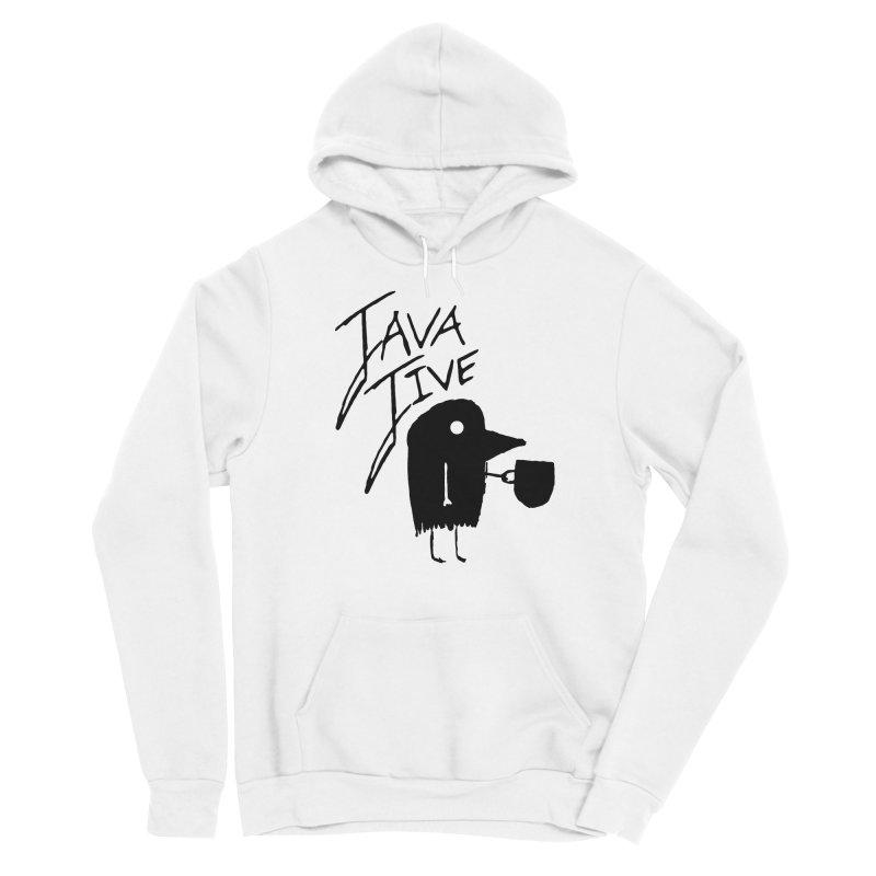 Java Jive Women's Sponge Fleece Pullover Hoody by The Little Fears
