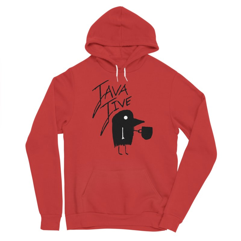 Java Jive Men's Pullover Hoody by The Little Fears