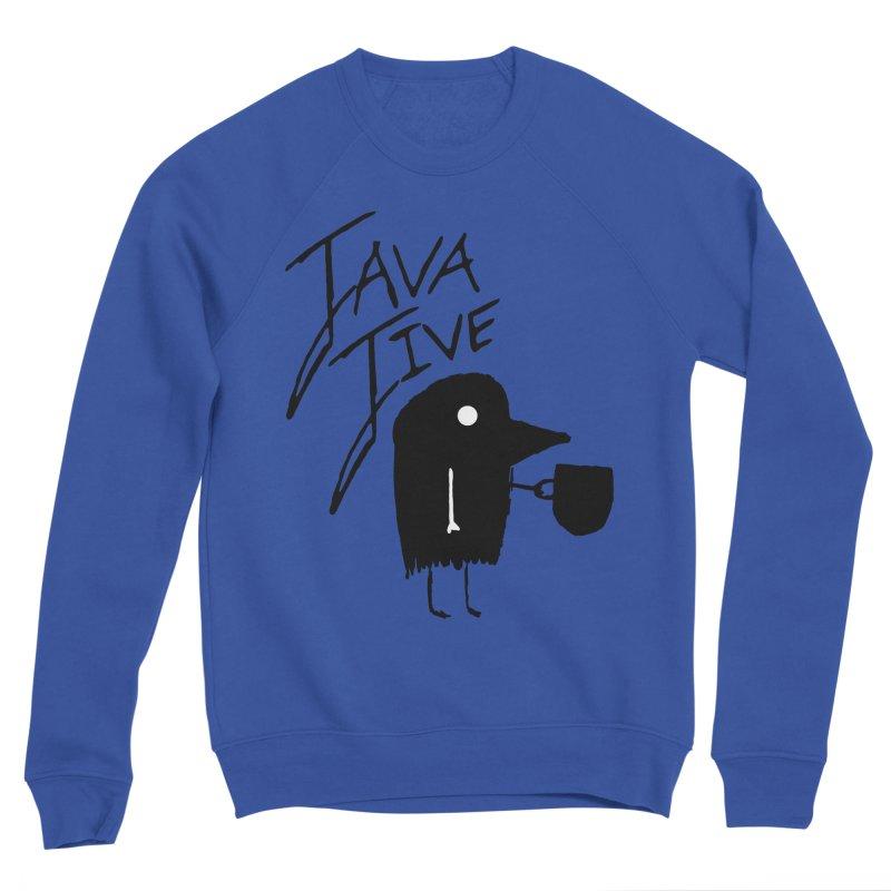 Java Jive Women's Sponge Fleece Sweatshirt by The Little Fears