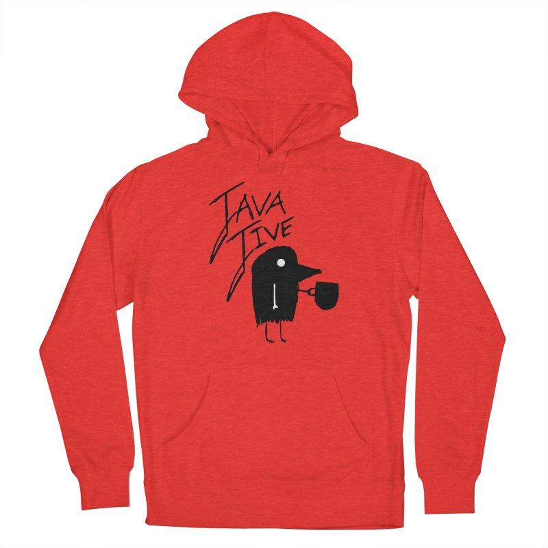 Java Jive Women's Pullover Hoody by The Little Fears