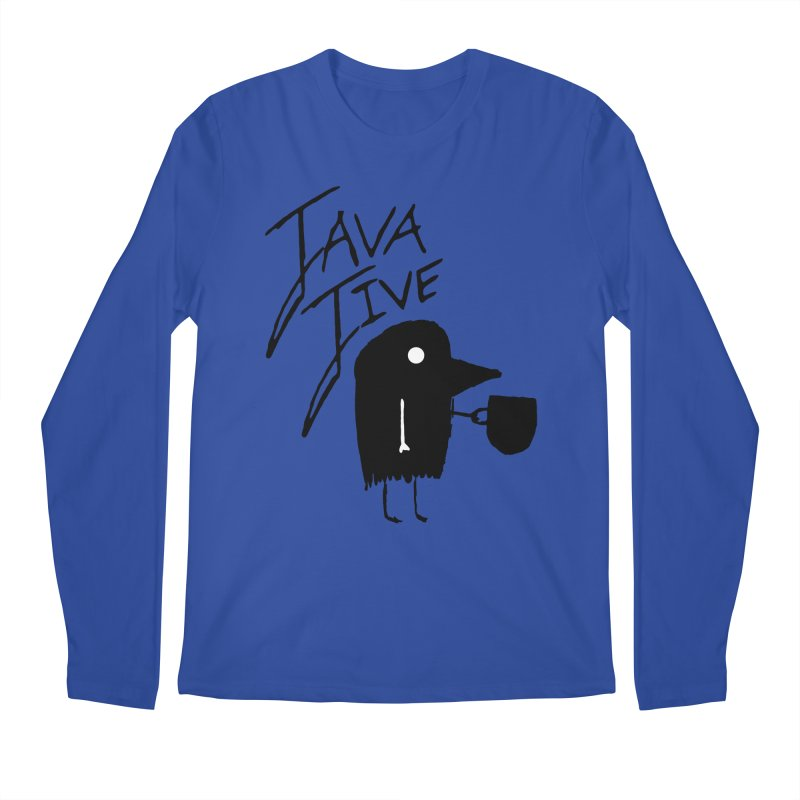 Java Jive Men's Regular Longsleeve T-Shirt by The Little Fears