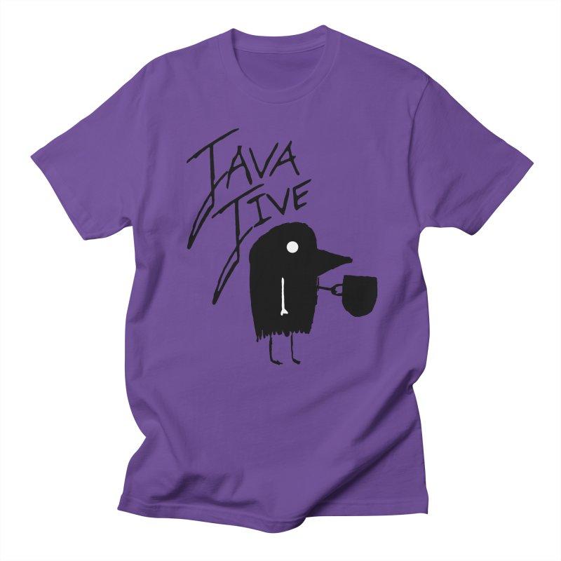 Java Jive Women's Regular Unisex T-Shirt by The Little Fears
