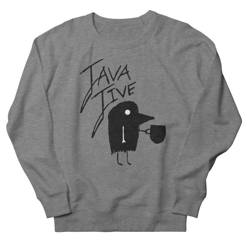 Java Jive Women's Sweatshirt by The Little Fears