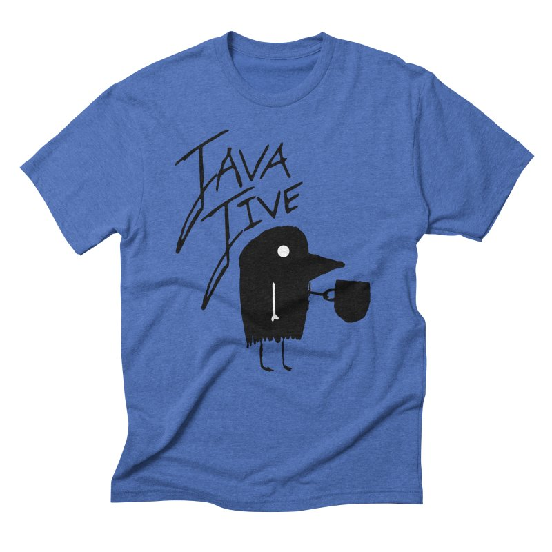 Java Jive Men's Triblend T-Shirt by The Little Fears