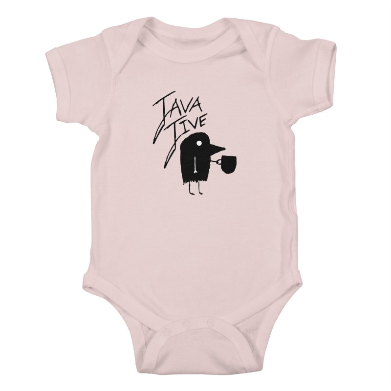 Java Jive Kids Baby Bodysuit by The Little Fears