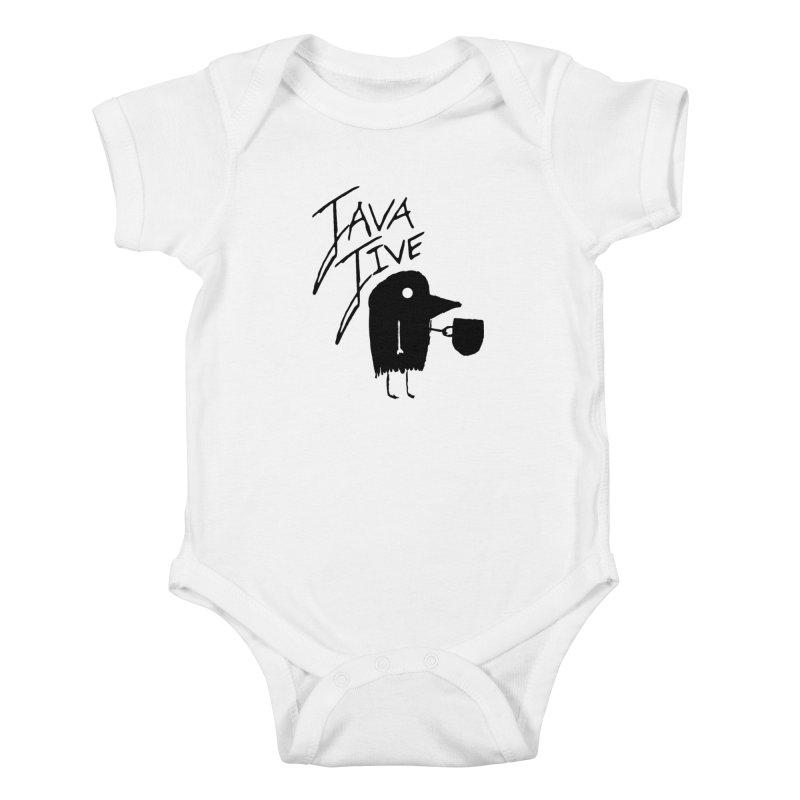 Java Jive Kids Baby Bodysuit by The Little Fears