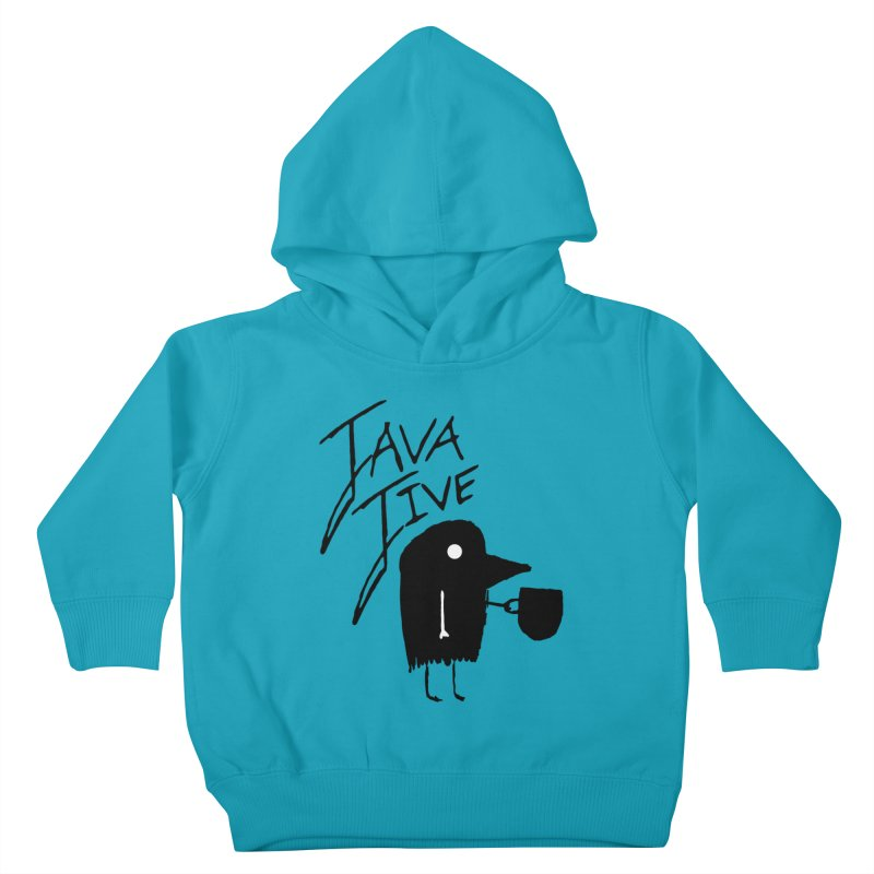 Java Jive Kids Toddler Pullover Hoody by The Little Fears