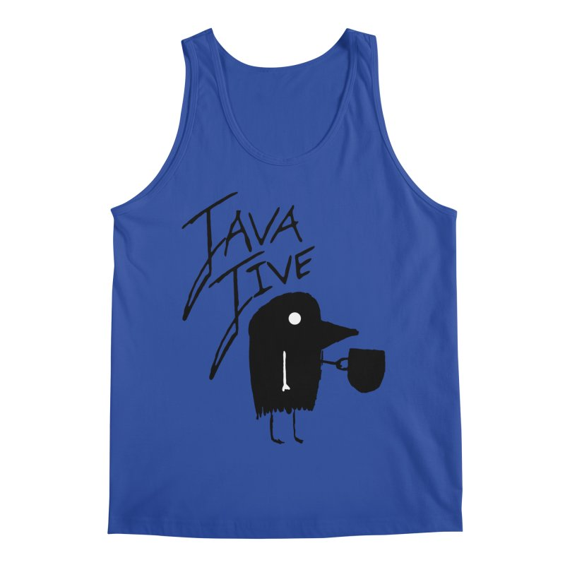Java Jive Men's Regular Tank by The Little Fears
