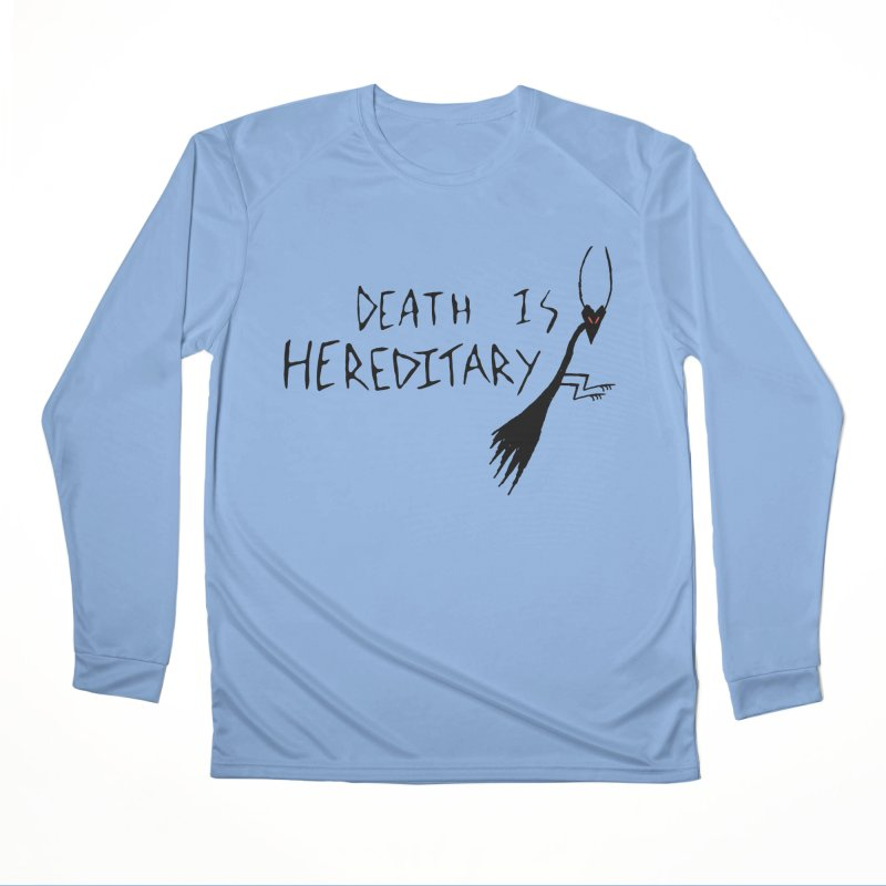 Death is Hereditary Men's Longsleeve T-Shirt by The Little Fears