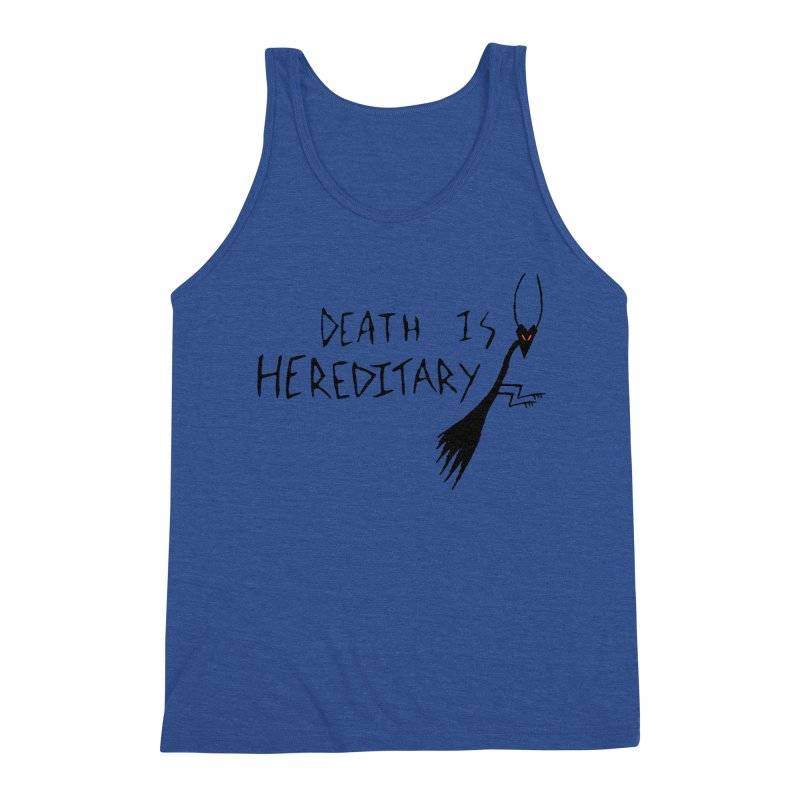 Death is Hereditary Men's Tank by The Little Fears
