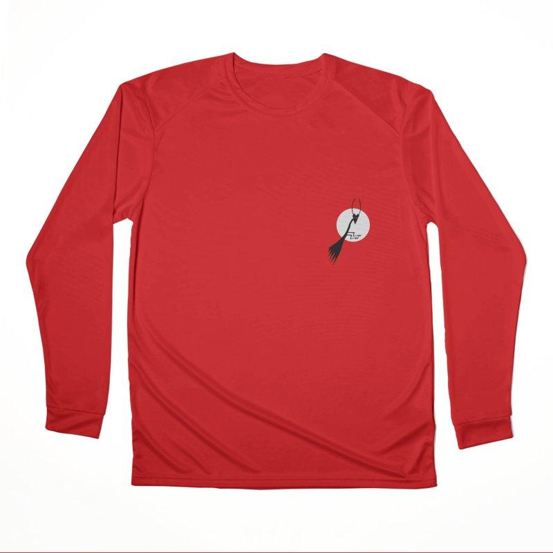 Virgo in the pocket Women's Performance Unisex Longsleeve T-Shirt by The Little Fears
