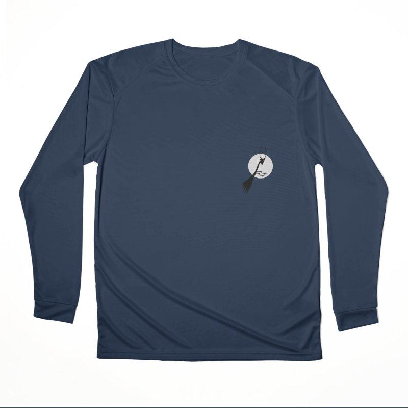 Virgo in the pocket Men's Performance Longsleeve T-Shirt by The Little Fears