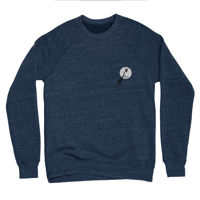 Virgo in the pocket Women's Sponge Fleece Sweatshirt by The Little Fears