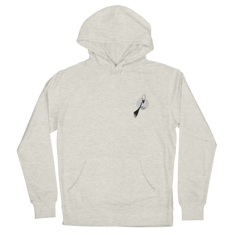 Virgo in the pocket Men's French Terry Pullover Hoody by The Little Fears