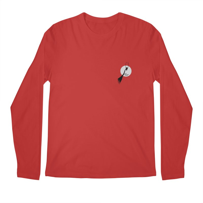 Virgo in the pocket Men's Regular Longsleeve T-Shirt by The Little Fears