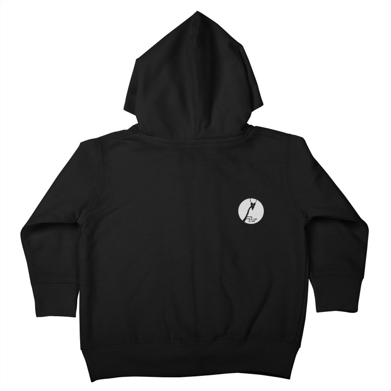 Virgo in the pocket Kids Toddler Zip-Up Hoody by The Little Fears