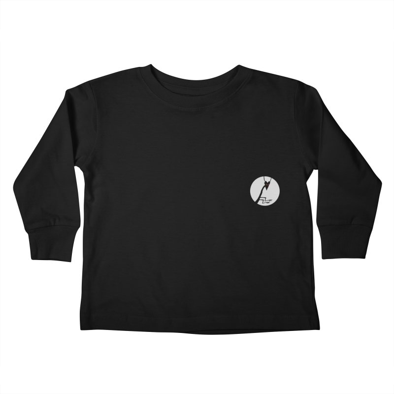 Virgo in the pocket Kids Toddler Longsleeve T-Shirt by The Little Fears