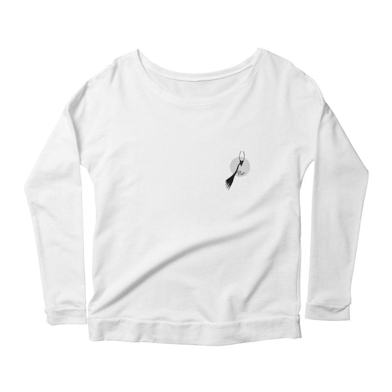 Virgo in the pocket Women's Scoop Neck Longsleeve T-Shirt by The Little Fears