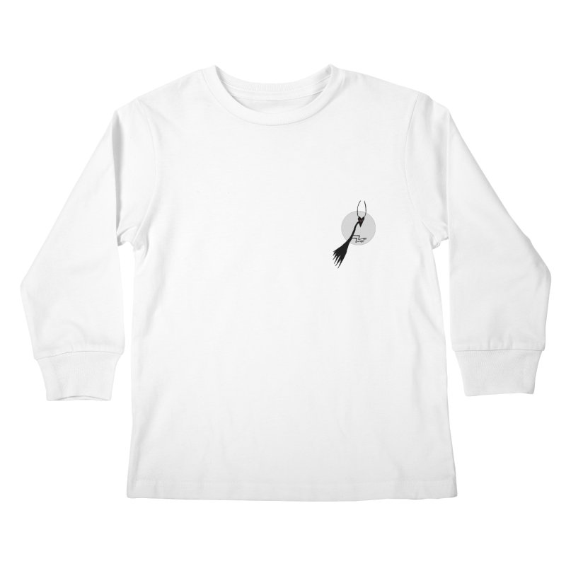 Virgo in the pocket Kids Longsleeve T-Shirt by The Little Fears