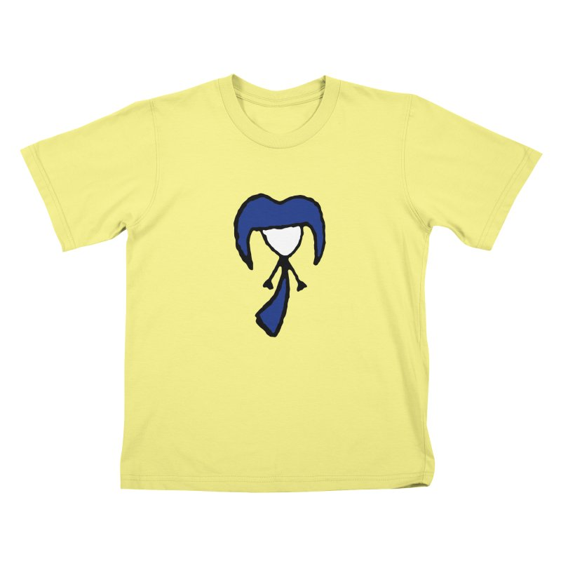 Yuffie Kids T-shirt by The Little Fears