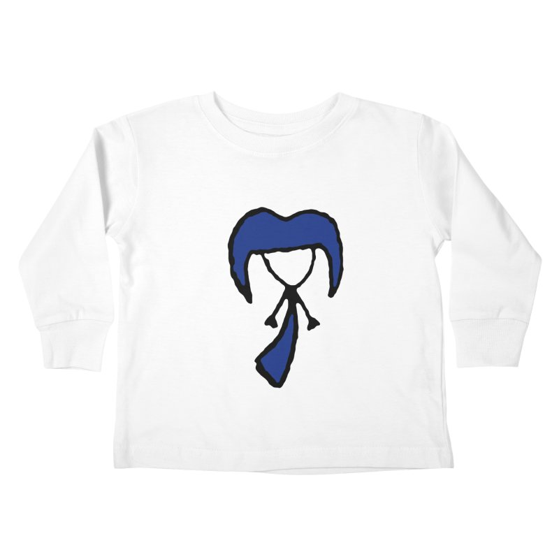 Yuffie Kids Toddler Longsleeve T-Shirt by The Little Fears
